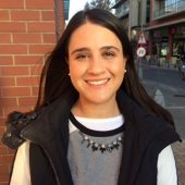 Anthea Marinakos : Matric rep 2012 Varsity Orientation
