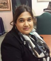 Parveen Abdulla : PTA & Junior School Liaison